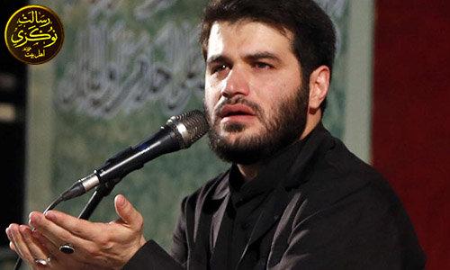 مداحی حماسی علیه آل سعود/ عقده گشایی شبکه العربیه علیه میثم مطیعی