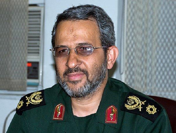 سردار «غلامحسین غیب پرور» به ریاست سازمان بسیج منصوب شد