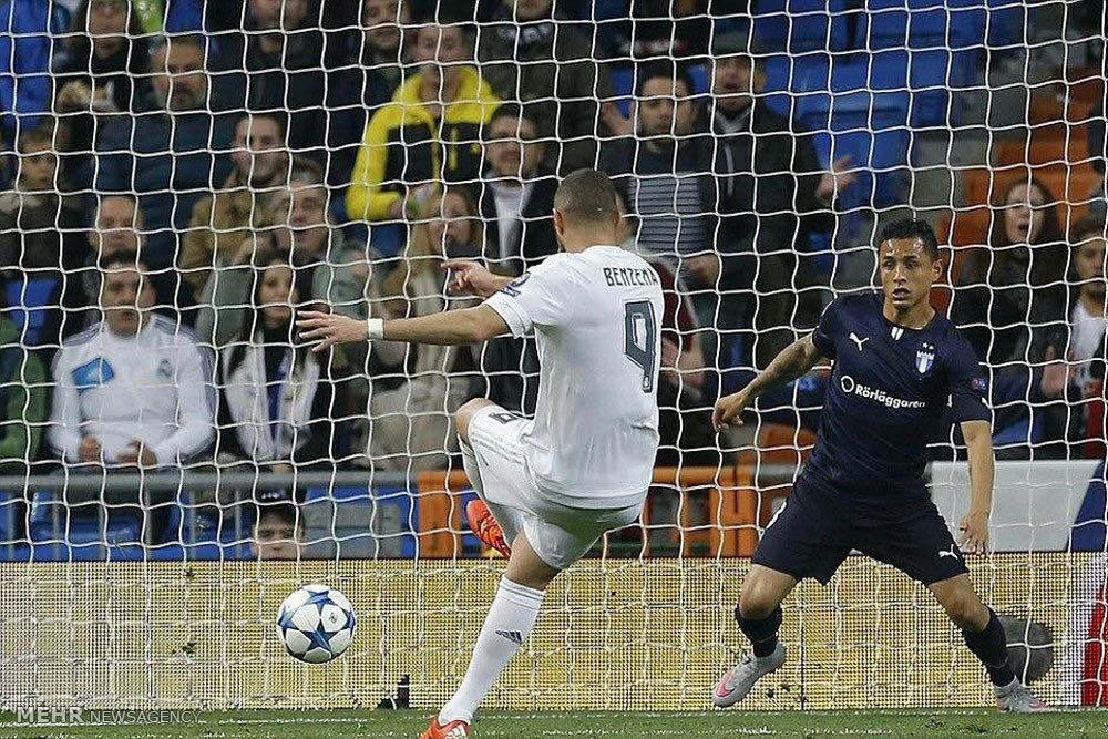 عکس رودریگز در رئال مادرید
