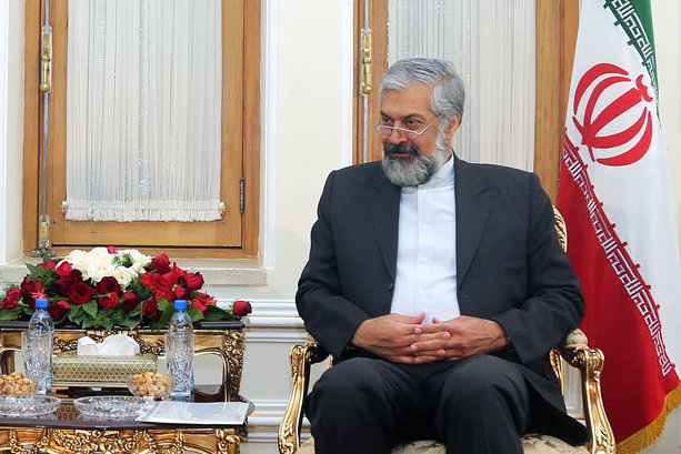 Iran, Oman discuss boosting of bilateral ties