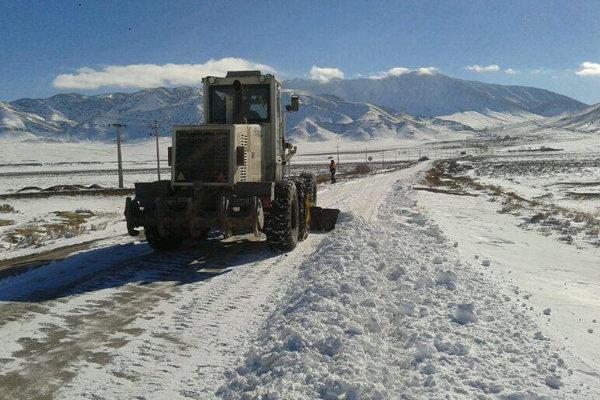 مسافران تا صبح دوشنبه از تردد در جاده های کردستان پرهیز کنند
