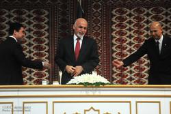 ترکمنستان میں تاپی گیس منصوبے کا افتتاح