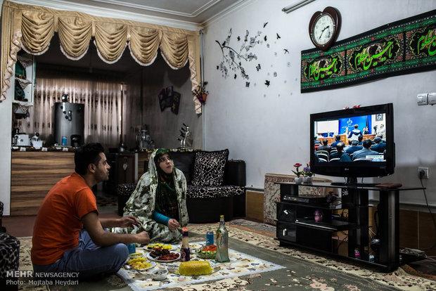 تربية العلق في مدينة فومن شمال ايران