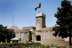 کاخ ریاست جمهوری افغانستان هدف حمله راکتی قرار گرفت