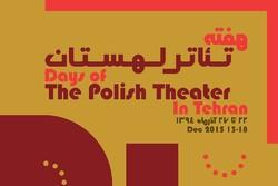 Iran to mount expo of Poland's theatre photos