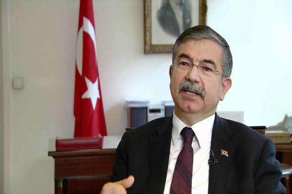 Türkiye Milli Savunma Bakanı Irak'a gidiyor