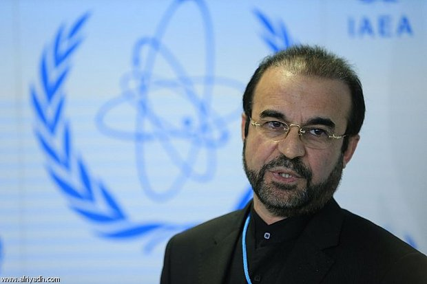 Nothing new in IAEA report: Iran's envoy