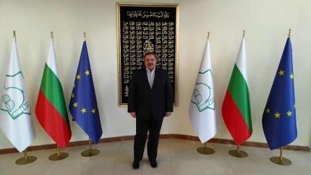 قدردانی رهبر مسلمانان بلغارستان از نامه مقام رهبری به جوانان غربی