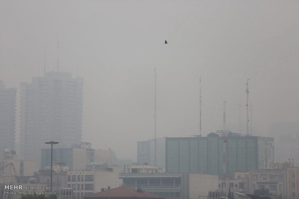 تعطیلی مدارس استان البرز به دلیل آلودگی هوا در 29 و 30 آذر 94