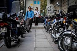 فعالیت ۱۰ پارکینگ موتورسیکلت در شهر قم