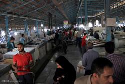 بازار ماهی فروشان بندرعباس