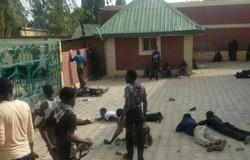 Nigerian Army razes Zakzay's house to ground