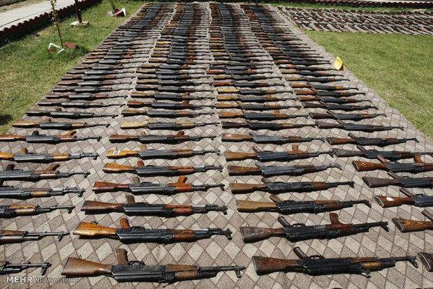کرم ایجنسی میں بڑی تعداد میں دھماکہ خیز مواد اور اسلحہ برآمد