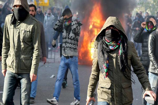 ترکی میں حکومت مخالف مظاہروں کے دوران 7 افراد ہلاک