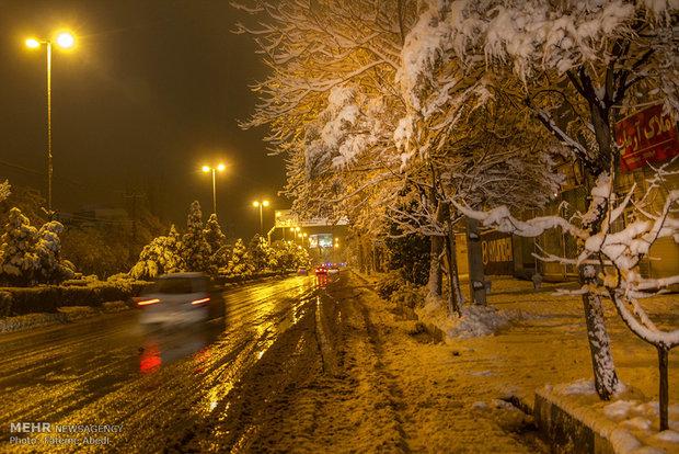 دمای هوای همدان در شب یلدا به ۱۲ درجه زیر صفر میرسد