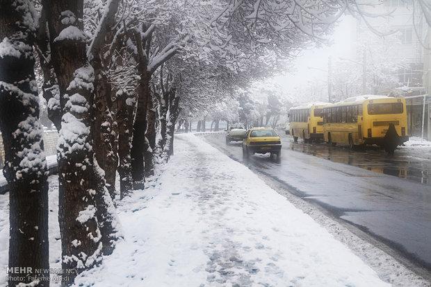 میانگین سردترین شهرهای ایران به ترتیب چهارمحالیها سردترین شب سال را سپری کردند/دما زیر منفی ۱۷ ...