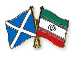 scotland iran
