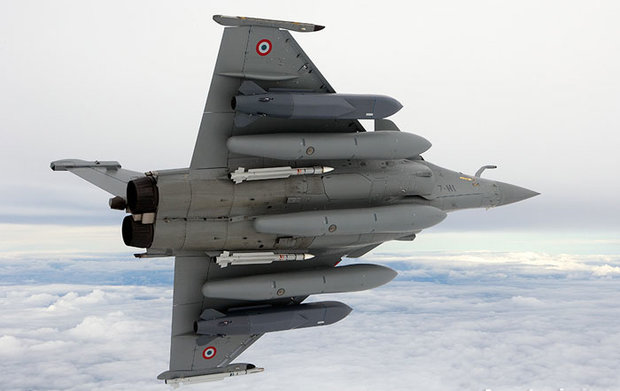 French aviation uses cruise missile against ISIL in Iraq