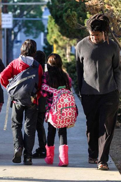 تعطیلی مدارس لس آنجلس به دلیل تهدید تروریستی