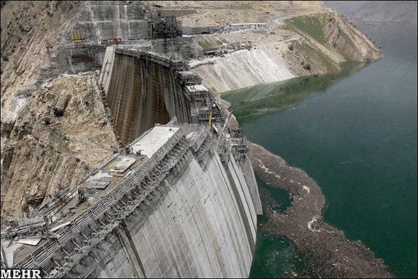 میزان آبگیری سدهای هرمزگان اعلام شد