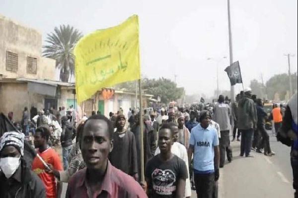 اعلام همبستگی مسلمانان آلمان با شیعیان نیجریه