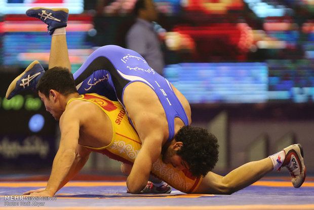 Iran hosts Greco-Roman World Wrestling Clubs Cup