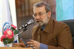 علی لاریجانی در قم