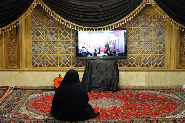 Nigerian victims commemorated in Qom