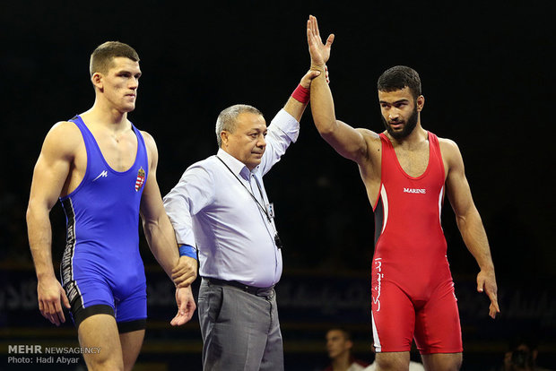 Greco-Roman World Wrestling Clubs Cup closes