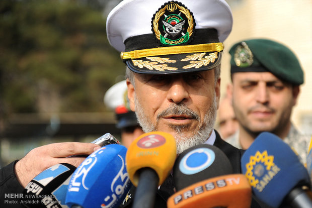 Final stage of Velayat 94 naval drill to be hold Wed.