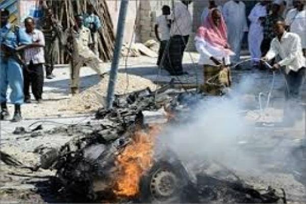 ۱۸ کشته بر اثر وقوع انفجار در نزدیکی پایتخت سومالی