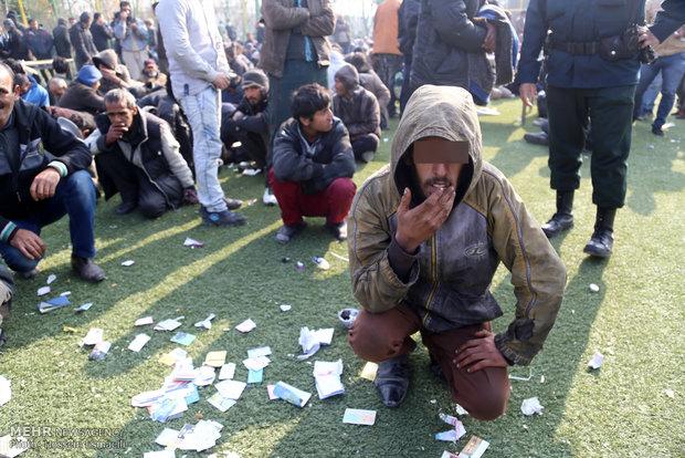 ۸۰۰۰ نفر در کهگیلویه و بویراحمد به مواد مخدر اعتیاد دارند