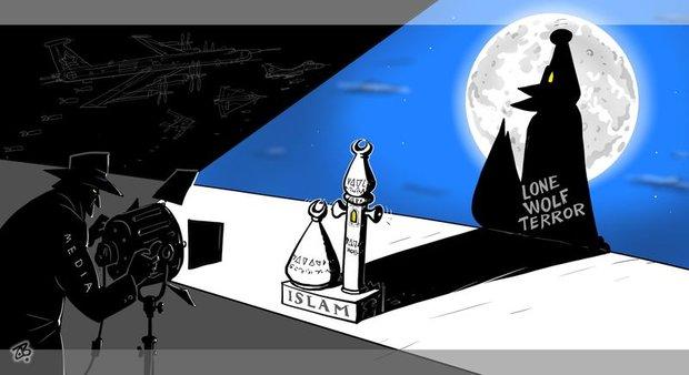 برترین کاریکاتور های ۲۹ آذر ۹۴