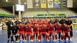 National futsal team en route to Uzbekistan