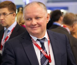 Russian Helicopters participating in Trade and Industrial Dialogue