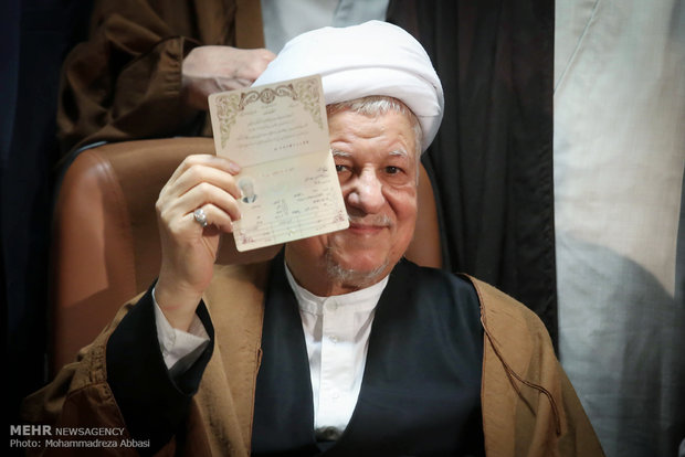5th day of candidate registration for Assembly of Experts جالس خبرگان رهبری و شورای اسلامی