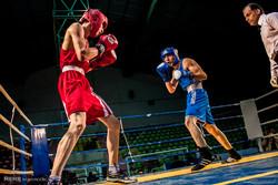 رقابت های بوکس قهرمانی کشور انتخابی تیم ملی