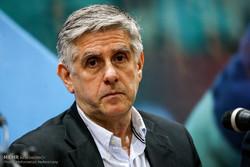 نشست خبری راِئول لوزانو سر مربی تیم ملی والیبال