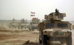 """الحشد الشعبي يعلن مقتل ستة من عناصر """"داعش"""""""