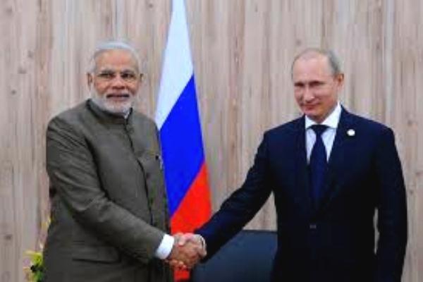 روس اور بھارت کے درمیان 16 سمجھوتوں پر دستخط