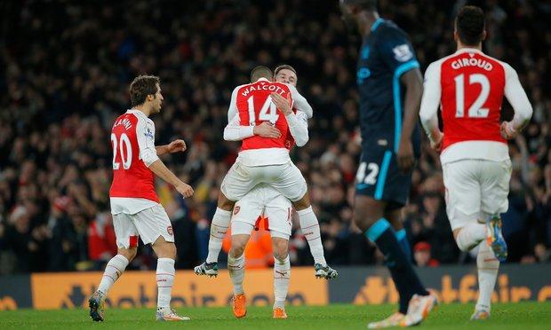 Arsenal, sezona mağlubiyetle başladı
