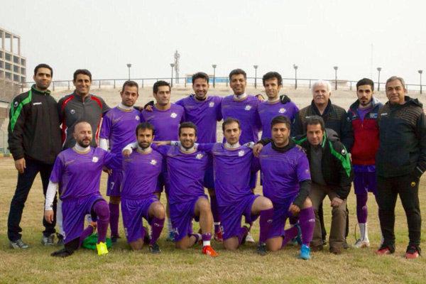 تیم فوتبال رسانه ورزش به جزیره خارک میرود - خبرگزاری مهر | اخبار ...تیم فوتبال رسانه ورزش به جزیره خارک میرود