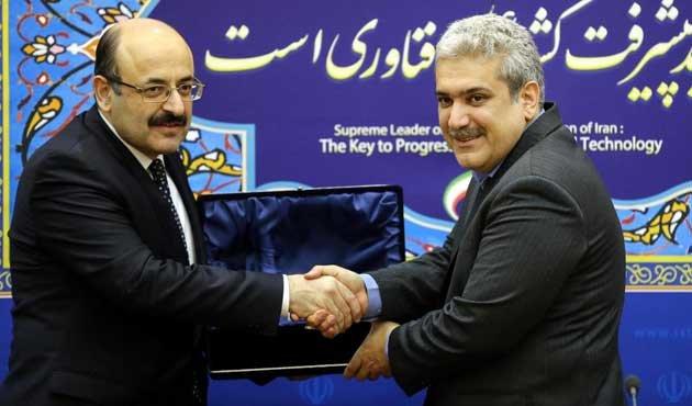 همکاری فن آوری ایران و ترکیه