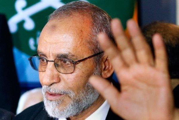 المؤبد لمحمد بديع مرشد الإخوان المسلمين في مصر