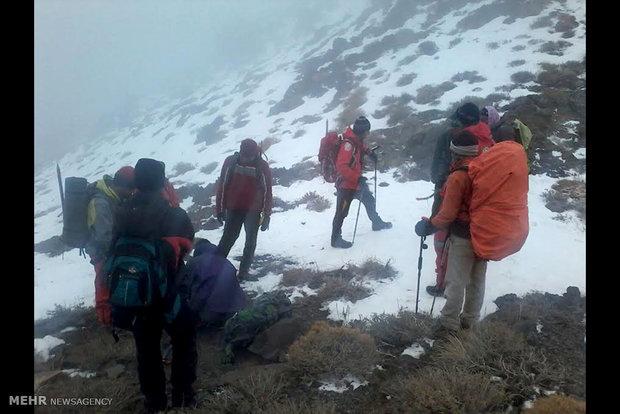 ۲ کوهنورد گلستانی در ارتفاعات زیارت پیدا شدند