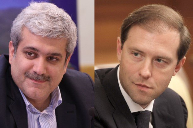 Iran, Russia confer on expanding space, aviation coop.