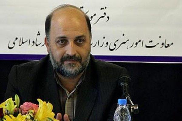 علیرضا پاشایی دبیر کنگره تخصصی موسیقی شهدای هنرمند شد