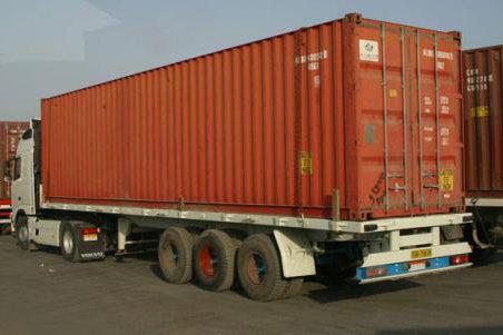 کاهش واردات از مرزهای زمینی و آبی