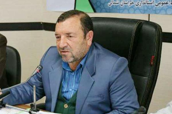 حسین عظیمی مدیرکل مدیریت بحران خراسان شمالی