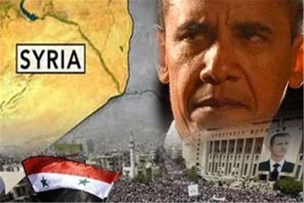 جهود الولايات المتحدة لحدوث انقلاب عسكري في سوريا قبل نشوب الازمة